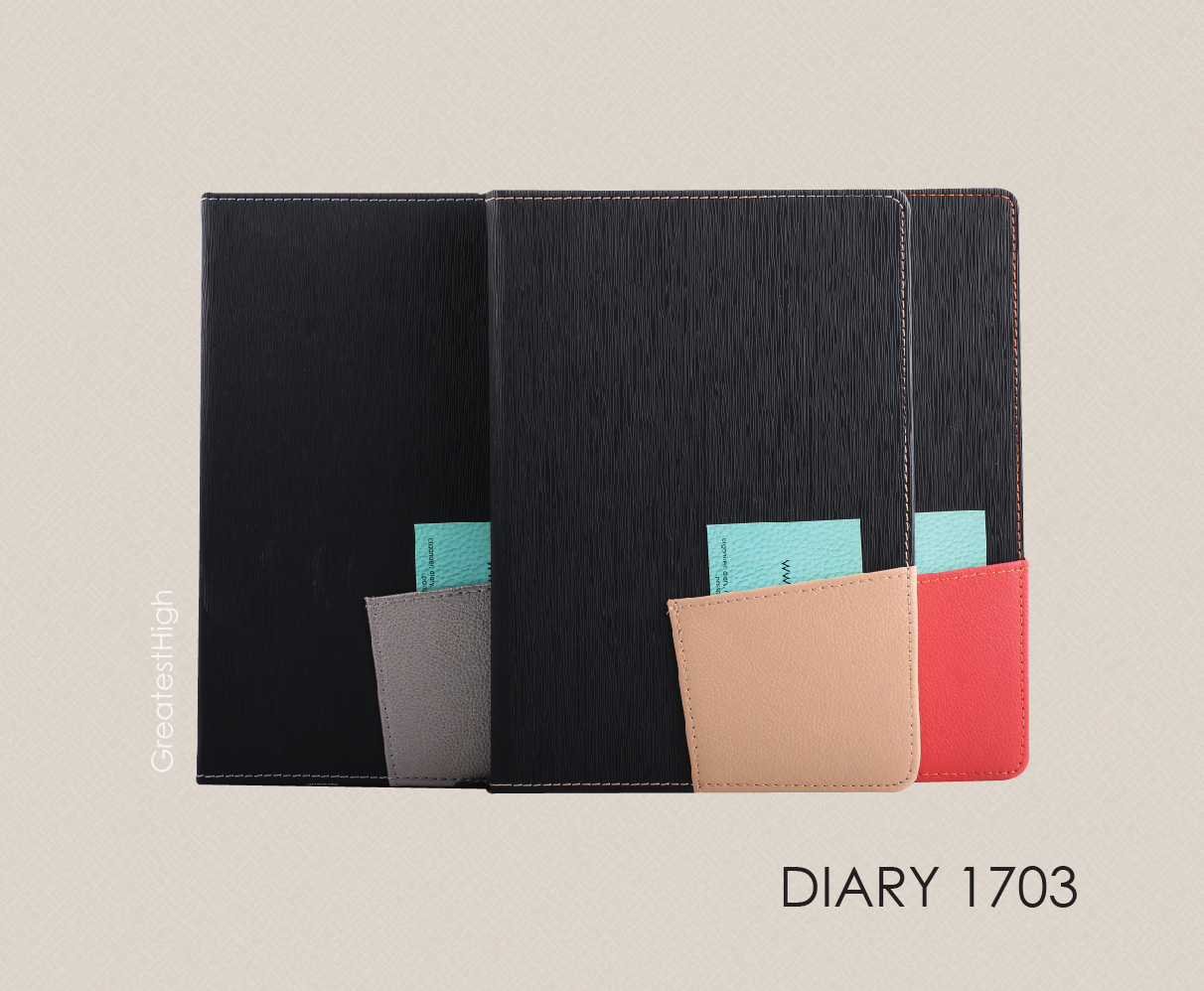 Diary no. DA 1703, Pick pocket
