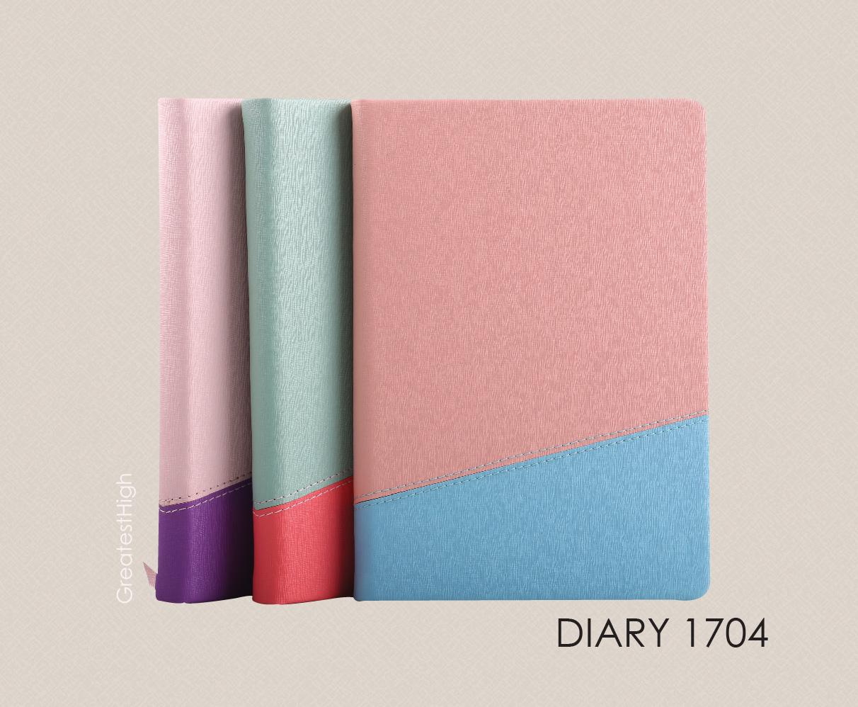 Diary no. DA 1704 , Slider