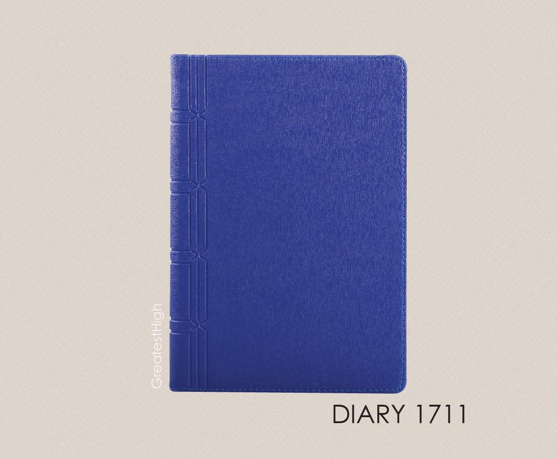 Diary no. DA 1711 , Colume