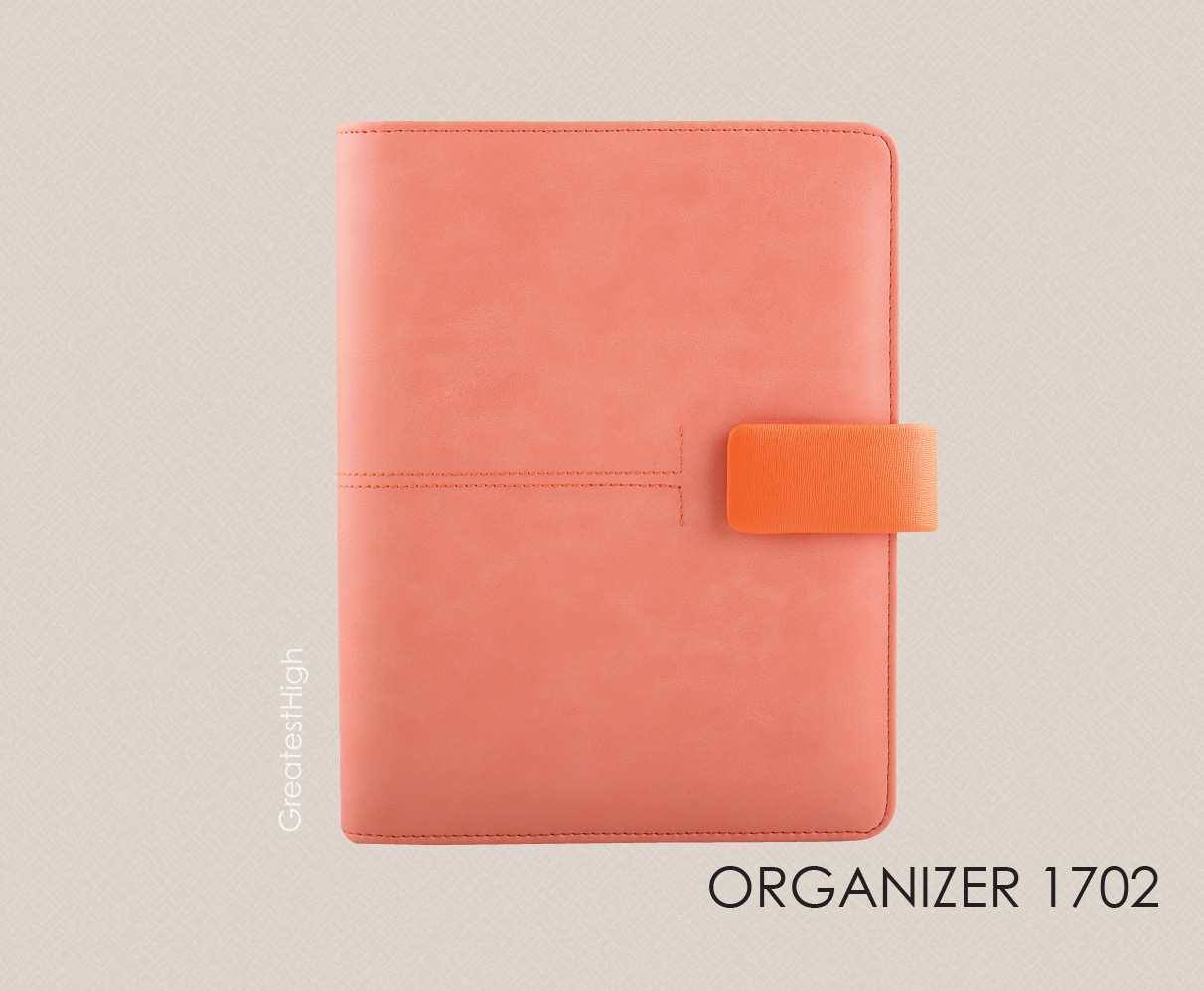 Organizer no. OR 1702 , Topaz