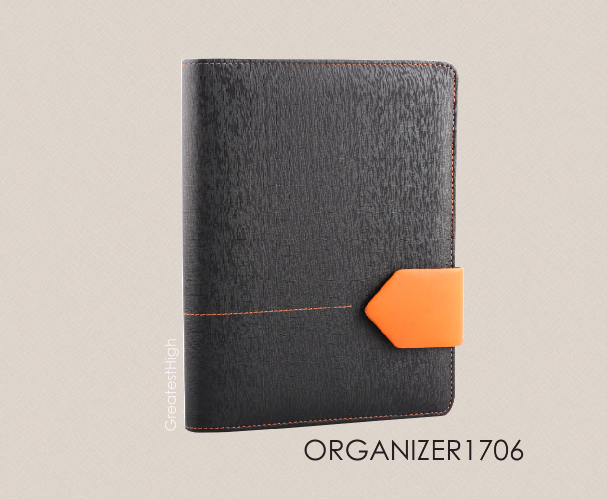 Organizer no. OR 1706 , Garnet