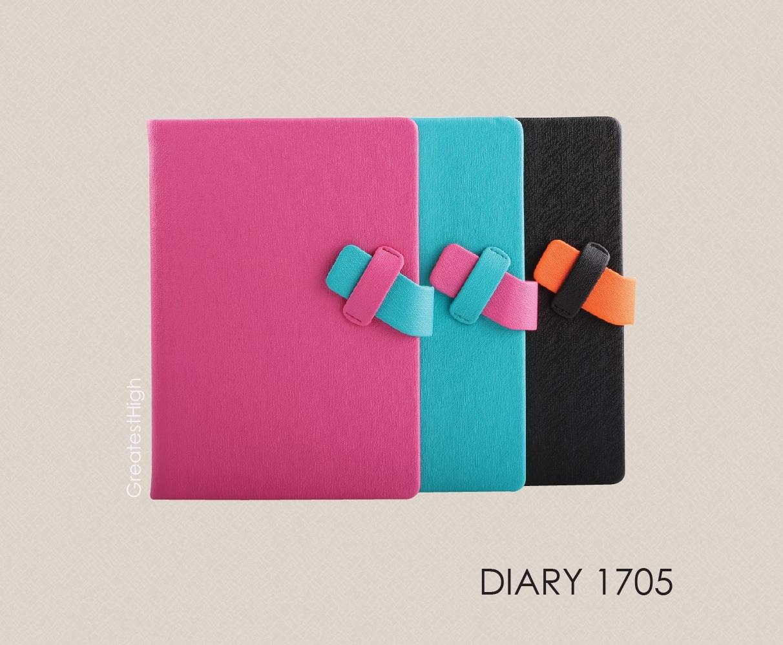 Diary no. DA 1705 , Swear
