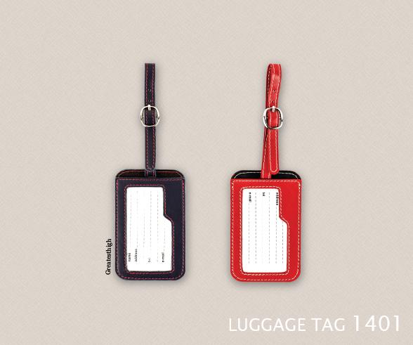 Luggage Tag 1401
