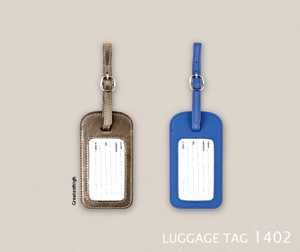 Luggagebtag 1402