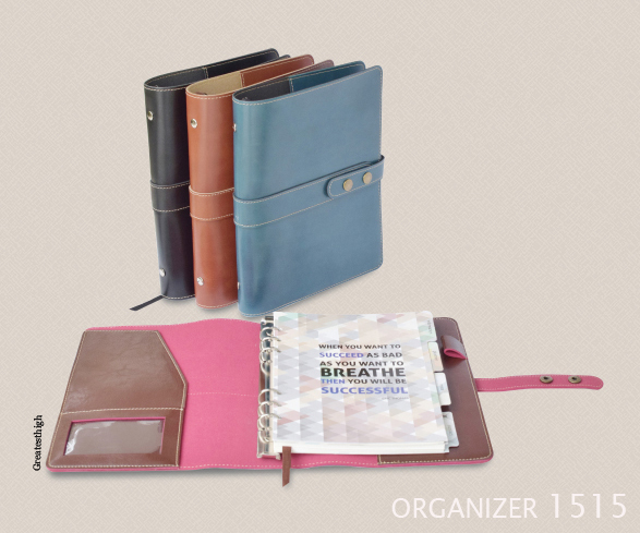 Organizer no. OR 1515 , Artif A5