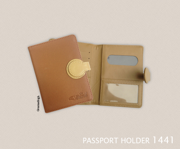 Passport holder 1441