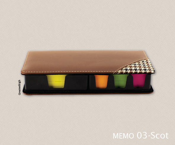 Memo box , MM03 scot