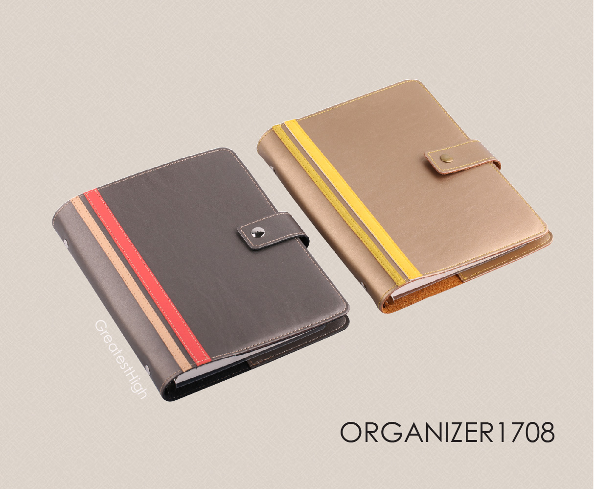 Organizer no. OR 1708, Bridge