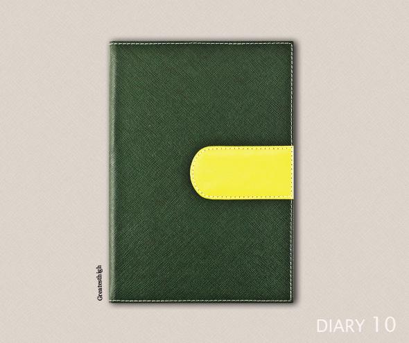 Diary no. DA 10 , Charm