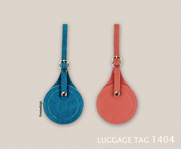 Luggage tag 1404