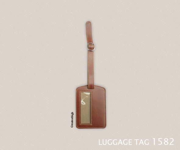 Luggage Tag 1582