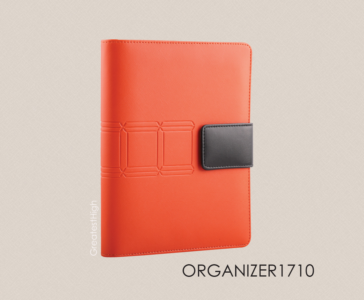 Organizer no. OR 1710 ,Middle Way