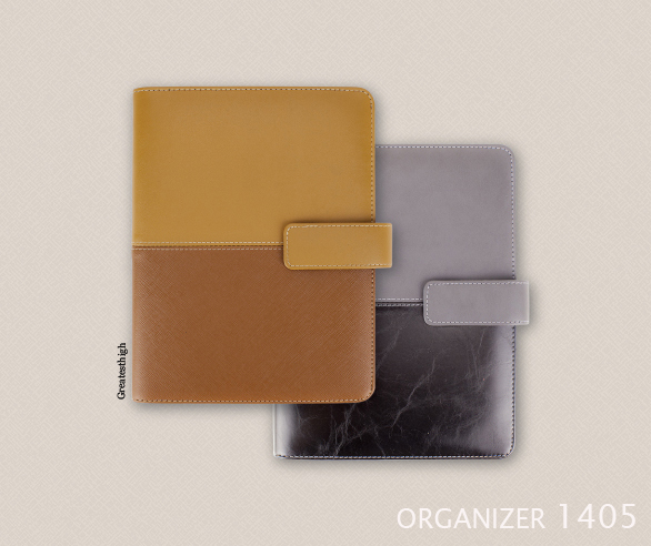 Organizer no. OR 1405 ,Half tone