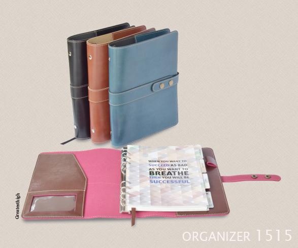Organizer no. OR 1515 , Artif A5