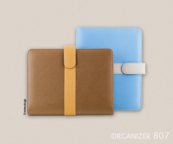 Organizer no. OR 807 , Stripo