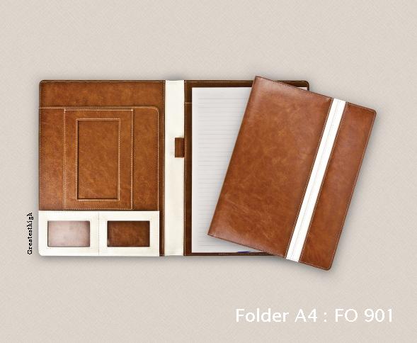 Folder A4 no. FO 901