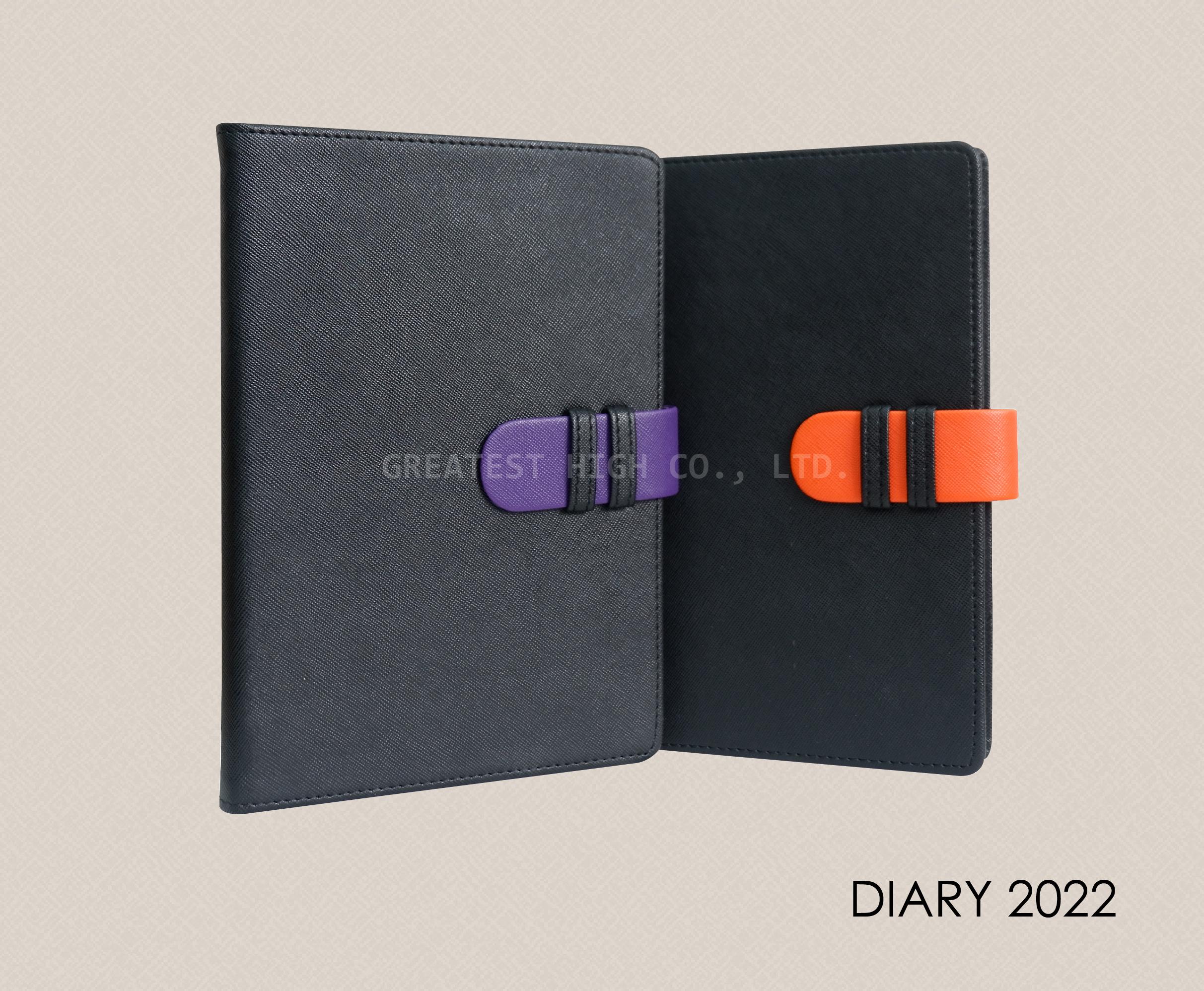 Diary no. DA 302 , 2ways