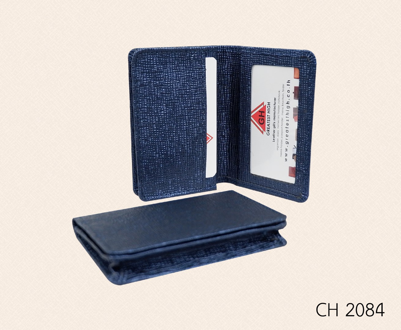 Card holder ที่ใส่บัตร 2084 (Large)