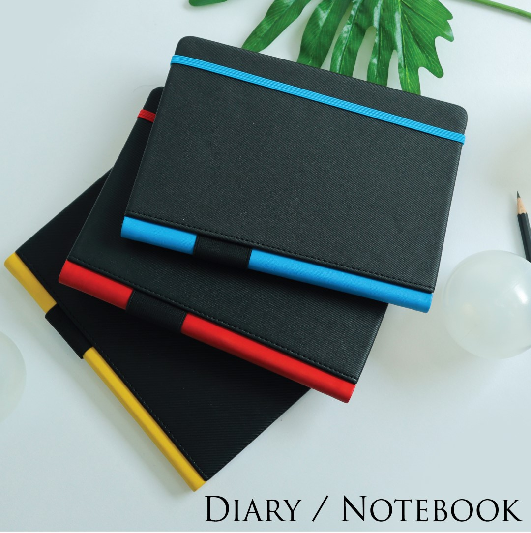 Diary & Notebook