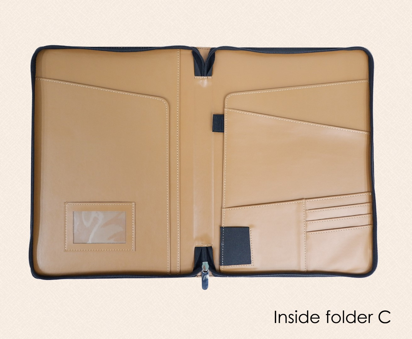 ด้านแฟ้ม แบบ c / Inside folder c