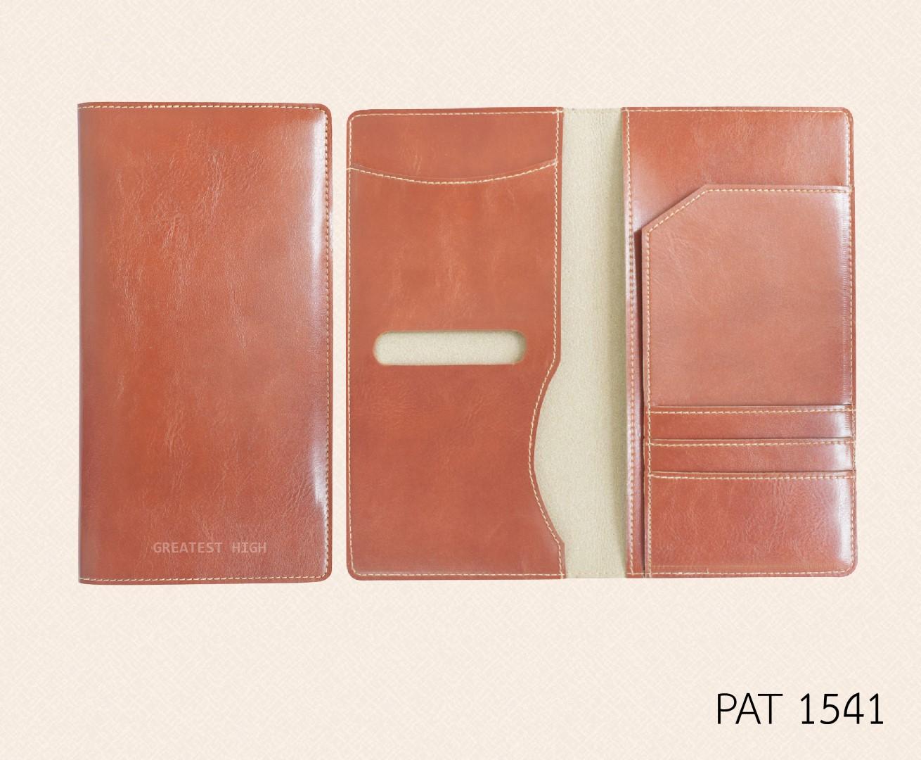 Airticker and Passport holder : PAT 1541