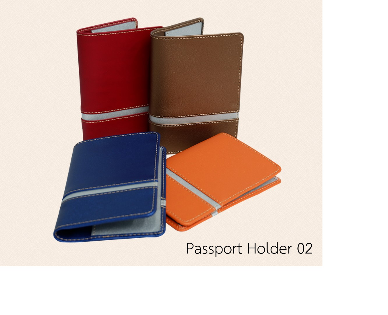 ปกพาสปอร์ต Passport holder 02
