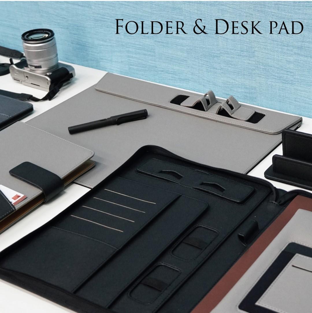 Folder & Desk Pad